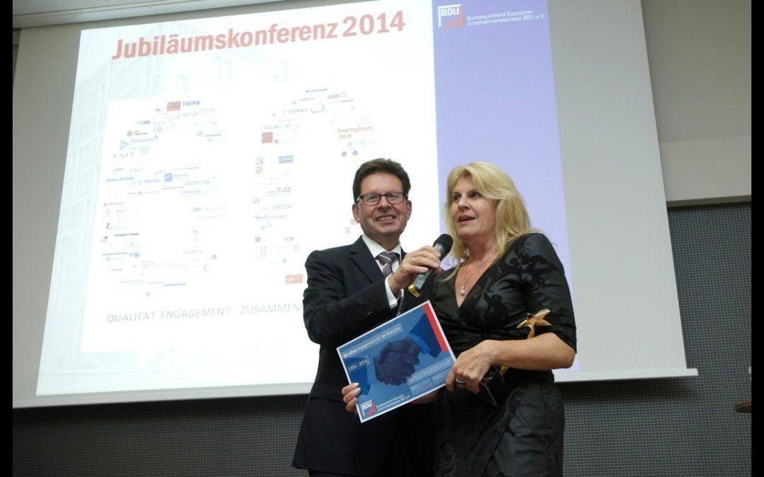 Jubiläumskonferenz 60 Jahre BDU