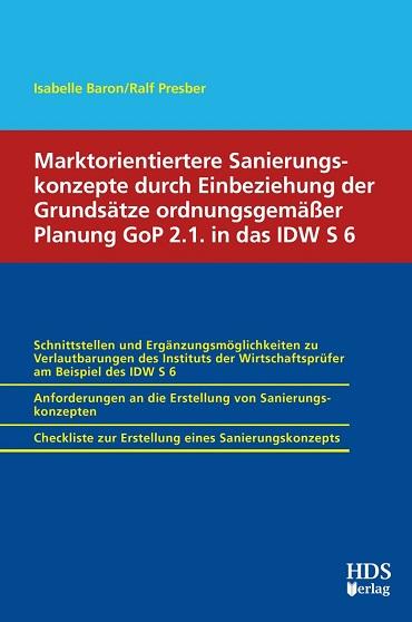 Fachbücher Marktorientierte Sanierungskonzepte Ralf Presber Isabelle Baron